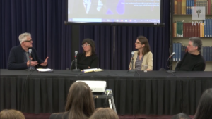 Artist Archives Symposium: First Panel Discussion
